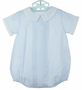 "<img src=""https://p11.secure.hostingprod.com/@grammies-attic.com/ssl/images/blue-sold-1.gif""> Feltman Brothers Pale Blue Romper with Fagoted White Collar and Duck Embroidery"