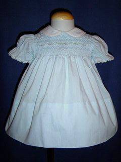 "<img src=""https://p11.secure.hostingprod.com/@grammies-attic.com/ssl/images/blue-sold-1.gif""> Polly Flinders Baby Blue Smocked Dress with Matching Diaper Cover"