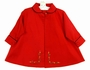 "<img src=""https://p11.secure.hostingprod.com/@grammies-attic.com/ssl/images/blue-sold-1.gif"">NEW Willbeth Red Coat with Floral Embroidery"