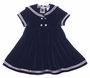 "<img src=""https://p11.secure.hostingprod.com/@grammies-attic.com/ssl/images/blue-sold-1.gif""> NEW Good Lad Navy Velvet Sailor Dress"