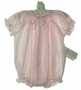 "<img src=""https://p11.secure.hostingprod.com/@grammies-attic.com/ssl/images/blue-sold-1.gif"">  NEW Bailey Babies Pink Smocked Bubble with Embroidered Pink Rosebuds"