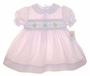 "<img src=""https://p11.secure.hostingprod.com/@grammies-attic.com/ssl/images/blue-sold-1.gif""> NEW Petit Ami Pink Smocked Dress with Embroidered Ducks"