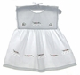 "<img src=""https://p11.secure.hostingprod.com/@grammies-attic.com/ssl/images/blue-sold-1.gif""> Custom Made White Toddler Dress and Pantaloons with Hand Embroidery"
