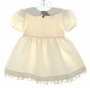 "<img src=""https://p11.secure.hostingprod.com/@grammies-attic.com/ssl/images/blue-sold-1.gif""> Allison Ann Cream Taffeta Smocked Party Dress"