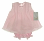 """<img src=""""https://p11.secure.hostingprod.com/@grammies-attic.com/ssl/images/blue-sold-1.gif""""> NEW Willbeth Pink Linen Diaper Set with Pintucks and Embroidery"""