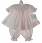 "<img src=""https://p11.secure.hostingprod.com/@grammies-attic.com/ssl/images/blue-sold-1.gif"">  NEW Royal Child Pink Bishop Smocked Pantaloon Set with Embroidered Rosebuds"