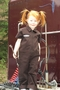 NEW Retro Style Black Grease Monkey Style Jumpsuit for Babies, Toddlers, and Kids