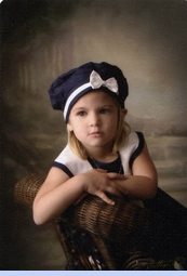 NEW Good Lad Navy Sleeveless Sailor Dress with White Collar and Matching Beret (SS0702)