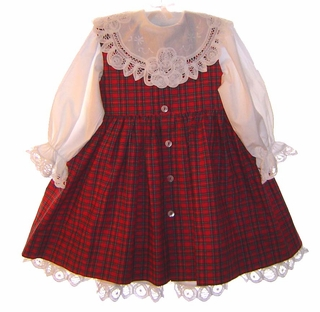 Victorian Heirlooms Victorian Heirlooms Christmas Dress