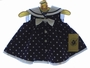"<img src=""https://p11.secure.hostingprod.com/@grammies-attic.com/ssl/images/blue-sold-1.gif""> NEW Good Lad Navy Dotted Sleeveless Sailor Dress for Babies"