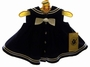 NEW Good Lad Navy Sleeveless Sailor Dress for Toddlers