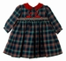 "<img src=""https://p11.secure.hostingprod.com/@grammies-attic.com/ssl/images/blue-sold-1.gif"">  Sarah Louise Navy and Red Plaid Dress with Red Velvet Collar"