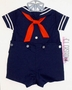 "<img src=""https://p11.secure.hostingprod.com/@grammies-attic.com/ssl/images/blue-sold-1.gif"">  NEW C. I. Castro Navy Button On Sailor Suit for Toddler Boys"