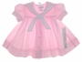 NEW C. I. Castro Pink Sailor Dress for Little Girls