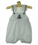 "<img src=""https://p11.secure.hostingprod.com/@grammies-attic.com/ssl/images/blue-sold-1.gif""> NEW Sarah Louise White Sailor Sunsuit with Navy Trim and Matching Sailor Hat"