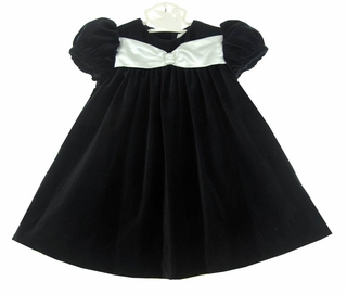 Chabre Black Velvet Dress Bailey Boys Black Velvet Dress