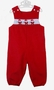 "<img src=""https://p11.secure.hostingprod.com/@grammies-attic.com/ssl/images/blue-sold-1.gif""> NEW Bailey Boys Red Pinwale Corduroy Longall with Santa Embroidery"