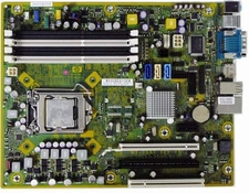 HP 505802-001 System board (motherboard) - For Elite 8000, 8100 Series Small Form Factor (SFF) PC (Piketon)