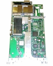 409488-001 HP System I/O Motherboard For Proliant Dl360 G4 Sas Serv