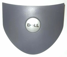 Dell 9688W Front I/O cover with Dell Logo - for Optiplex GX240-280MT