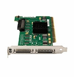 272653-001 HP Ultra320 Scsi Adapter - 64-Bit, 133Mhz Dual Channel Pc