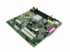 Dell GM819 motherboard for Optiplex GX755 SMT - Mini Tower