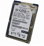 "Dell D0743 20GB 2.5"" IDE hard drive - 9.5mm 5400RPM"
