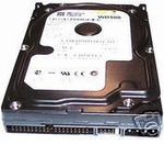 Dell K3963 hard disk drive 40GB 3.5 inch SATA 2MB cache, 7200RPM