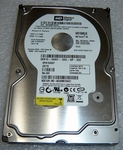 Dell UX837 hard drive - 160GB SATA 7200RPM 8MB cache 3.5 inch