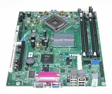 Dell Wk833 Motherboard for Optiplex GX745 Sff Small Form Factor 0