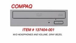 137404-001 Compaq internal DVD-ROM 6X for Presario