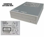 251266-004 Compaq internal CD-RW 8X24X IDE white color bezel
