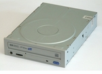 5184-2742 HP internal CD-RW 4X4X24 IDE with light grey bezel
