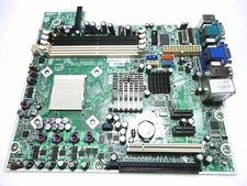 HP 450725-002 System board for use in HP Compaq DC5800, 5850 Small Form Factor and Microtower PCs