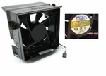 AVC DD12038B12HP fan 12V 4 wire 5 pin & shroud Opti and Dim SMT