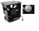 Dell NN495-A00 fan 12V with 4 wire 5 pin  & shroud