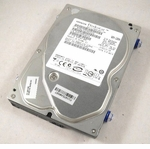 HP 504336-001 hard drive - 160GB SATA 7200RPM 8MB cache 3.5 inch