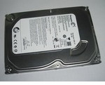IBM 53Y6837 hard drive - 160GB SATA 7200RPM 8MB cache 3.5 inch