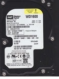 Western Digital WD1600JD hard drive 160GB SATA 7200RPM 8MB 3.5 inch