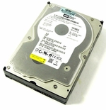 Western Digital WD1600JS hard drive 160GB SATA 7200RPM 8MB 3.5 inch