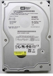 Western Digital WD1600YD hard drive 160GB SATA 7200RPM 8MB 3.5 inch