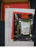 11K4542 Lexmark 20GB HD & Adapter C510 T630 T632 T634 X632e