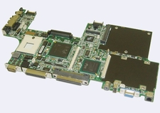 4W407 Dell Motherboard System Board For Latitude C610 Notebooks