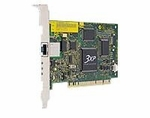 3Cr990-Tx95 3Com Etherlink Pci 10/100 Network Interface Card