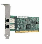 313559001 HP Compaq Network Adapter Nc7170 Dual Port Gigabit PciX