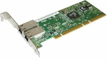 Intel PWLA8492MT Gigabit PCI Dual Port Server Adapter