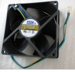 AVC DS09238 92mm X 38mm 4-Pin PWM 2BB high speed fan