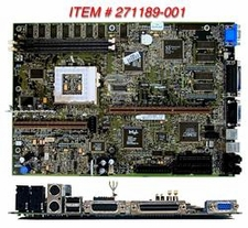 271189001 Compaq Motherboard Presario 4770 Without Processor 16Mb