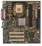 Asus P4G533-La Motherboard With 845Gl Chipset 400Mhz Fsb