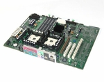 Dell 09N167 Motherboard System Board Dual Xeon With Mounting Tray F